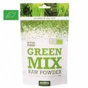 Green Mix Raw Powder BIO - Purasana - 200g