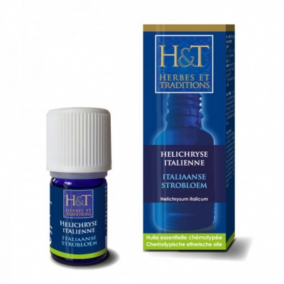 Huile Essentielle d'Hélichryse Italienne - Immortelle - 2ml