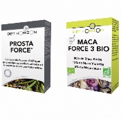 Maca Force 3 + Prostaforce de Diet Horizon - Confort intime de l'homme