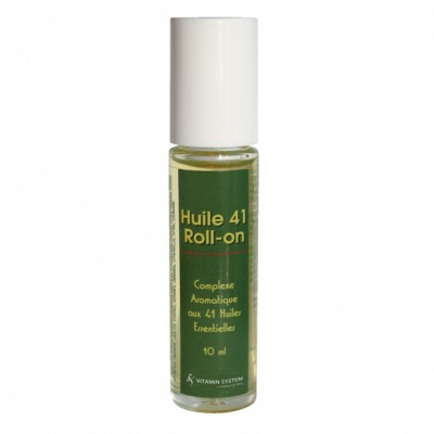 Roll-on 41 huiles essentielles - 10ml