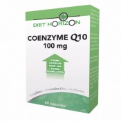Coenzyme Q10 100mg - 60 capsules - Diet Horizon