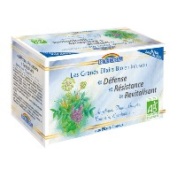 Infusion Protection, Défenses naturelles, Résistance