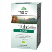Infusion Tulsi nature bio - 18 infusettes - Ecoidees
