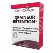 Draineur Retention -  60 Comprimes - Diet Horizon