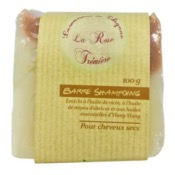 Barre Shampoing Cheveux secs - 100g