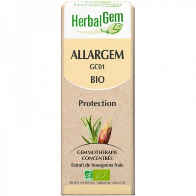 Allargem Bio - 50ml - Herbalgem